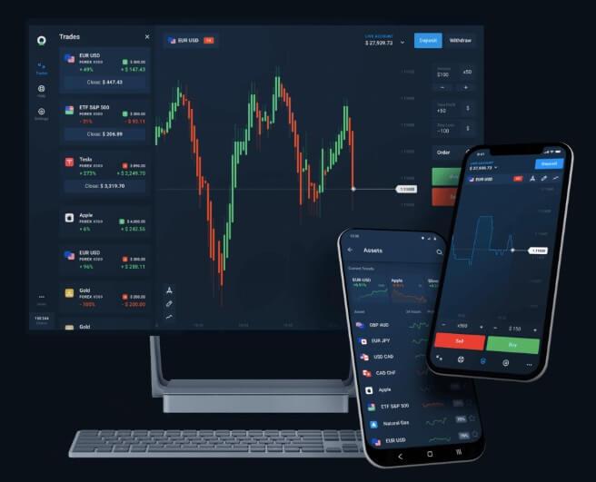 Download Olymp Trade — Unduh aplikasi untuk perdagangan opsi biner dan daftar di dalamnya