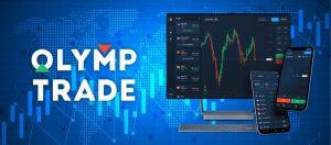 Olymp Trade login — masukkan kata sandi dan email Anda untuk mendaftar di platform